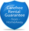 Carefree Rental Guarantee from HomeAway